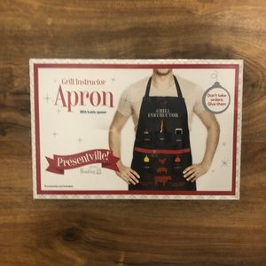 Other - Grill Instructor Dad Apron